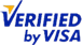 verified by visa payment logo